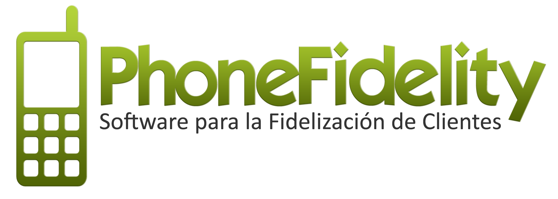 PhoneFidelity - Software de fidelización de clientes